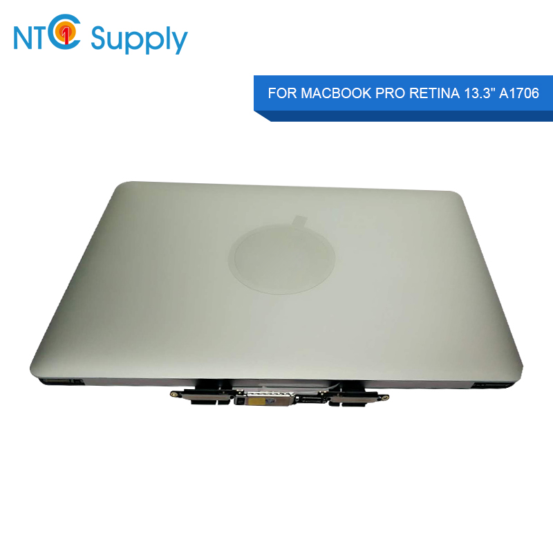 MEIHOU כסף A1706 A1708 מסך עצרת 661-05095 עבור Macbook Pro רשתית 13.3 אינץ A1706 LCD תצוגת מסך מאוחר 2016 אמצע 2017