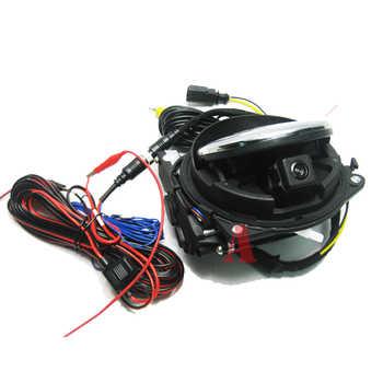 Aycetry!For Volkswagen/VW/Golf 5/6/7/MK6/MK7/Passat/CC/B6/B7/B8/POLO/Emblem CCD HD Car Flip Logo backup parking Rear View Camera