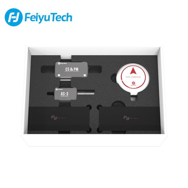 FeiyuTech Newest professional autopilot FY-Panda 3 flight controller for fixed wing plane take photos  for survey and mapping