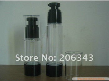50ml airless pump bottle or lotion bottle or essence bottle can used for Cosmetic Container