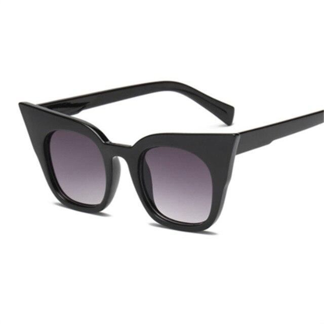New Cat Eye Sunglasses Women Kids Vintage Shaped Sun Glasses Female Eyewear Brand Designer Sunglasses 3