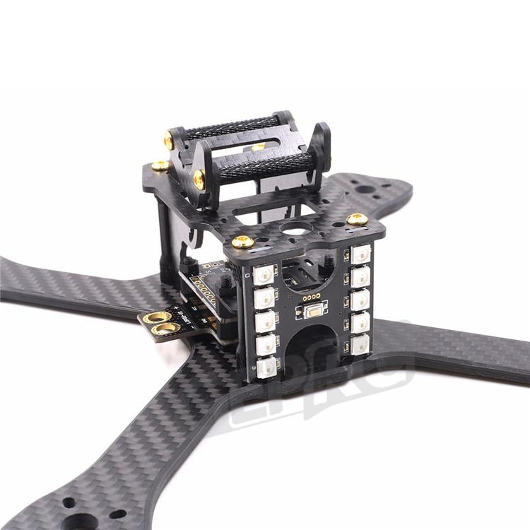 Ormino High Quality Mini fpv Frame Quadcopter Racer Racing Frame Kit GEP-TX Chimp for F3/F4/Naze32/CC3D Flight Controller Carbon pure carbon fiber zmr250 quadcopter frame cc3d evo flight controller