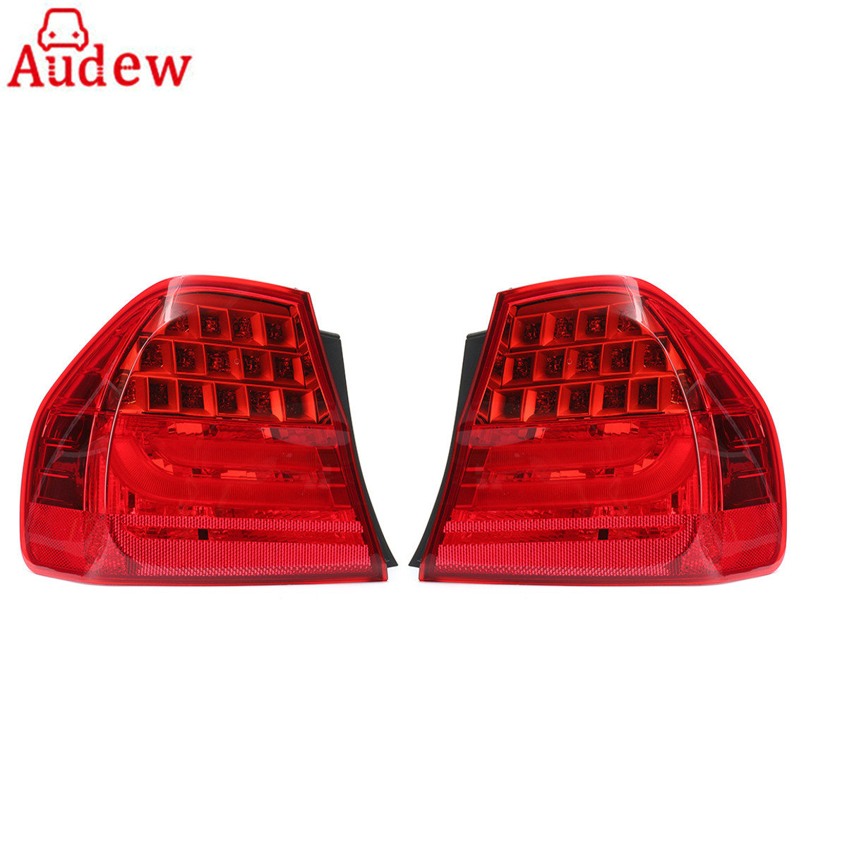1Pcs Car Rear TAIL LAMP LIGHT LED Light  LEFT / RIGHT SIDE FOR BMW 3 SERIES E90 2008-2011 dhl ems free shipping for bmw x5 rear left right air suspension spring bag 37126790078 cars spring bag