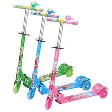 Aluminum Alloy Foot Scooters Adult Children Scooter Scooter Wheels Adjustable