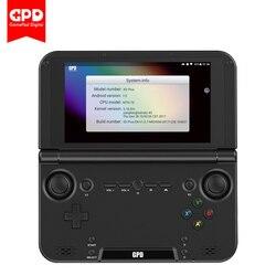 Novo original gpd xd mais android 7.0 5 Polegada tela de toque 4 gb/32 gb mtk 8176 hexa-core portátil tablet pc