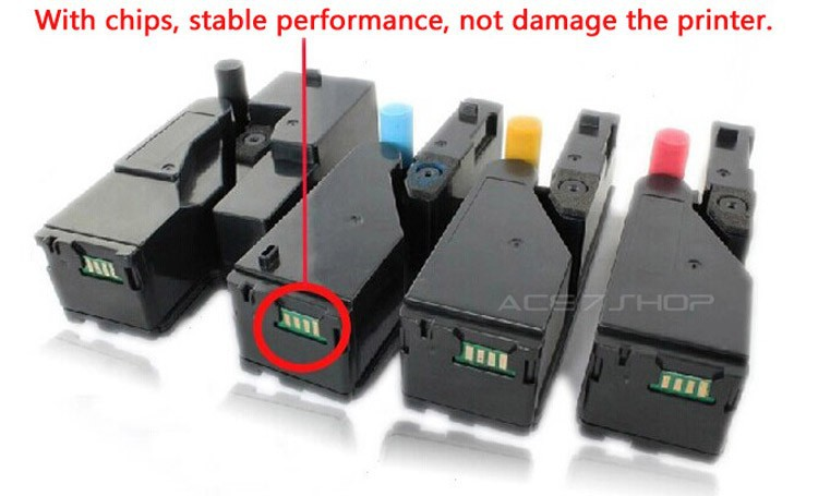 High Quality compatible toner cartridges