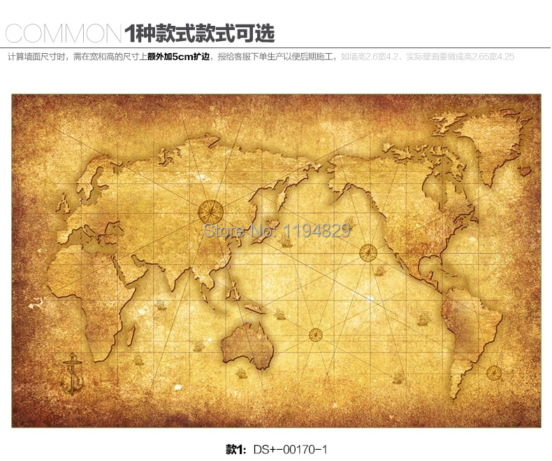 European style old world map large mural wallpaper tv sofa setting european style old world map large mural wallpaper tv sofa setting photo wallpapers used for living room in wallpapers from home improvement on gumiabroncs Choice Image