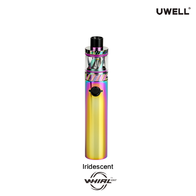 Image 5 - UWELL Whirl 22 Vape Kit All in One Starter Kit 25W 2ml/3.5ml Tank  Atomizer 1600mah Battery Vaporizer Vape KitElectronic Cigarette Kits
