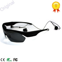 Bluetooth Sunglasses Headphone Cuffie Earphones Sport Hands Free Smart Glasses Micro Earpiece Headse