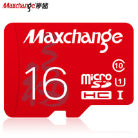 Maxchange Memory Card Micro SD Card Class10 SDHC 32GB 16GB TF Card C10 SDXC 128GB 64GB