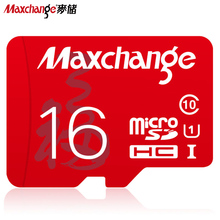 Maxchange карты памяти Micro SD Card Class10 sdhc 32 ГБ 16 ГБ TF карты C10 SDXC 128 ГБ 64 ГБ flash Карты памяти для смартфонов/Планшеты