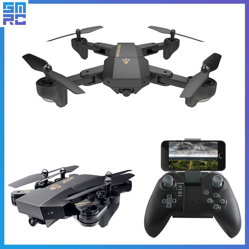 SMRC 4K Mini Quadrocopter Pocket Drones with Camera HD small WiFi mine RC Plane Quadcopter race helicopter fpv racing Dron Toys