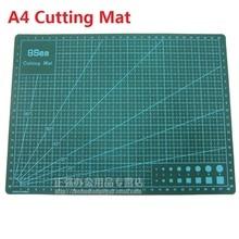 A4 double faced cutting plate white core sculpture model board introduction knife dial 22cm 30cm esteira de corte