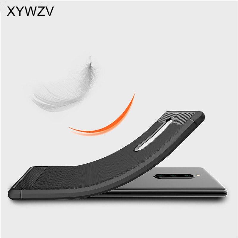 Image 5 - Чехол для SONY Xperia XZ4, противоударный защитный резиновый чехол для телефона SONY Xperia XZ4, задняя крышка для Xperia XZ4, чехол Fundas-in Подходящие чехлы from Мобильные телефоны и телекоммуникации