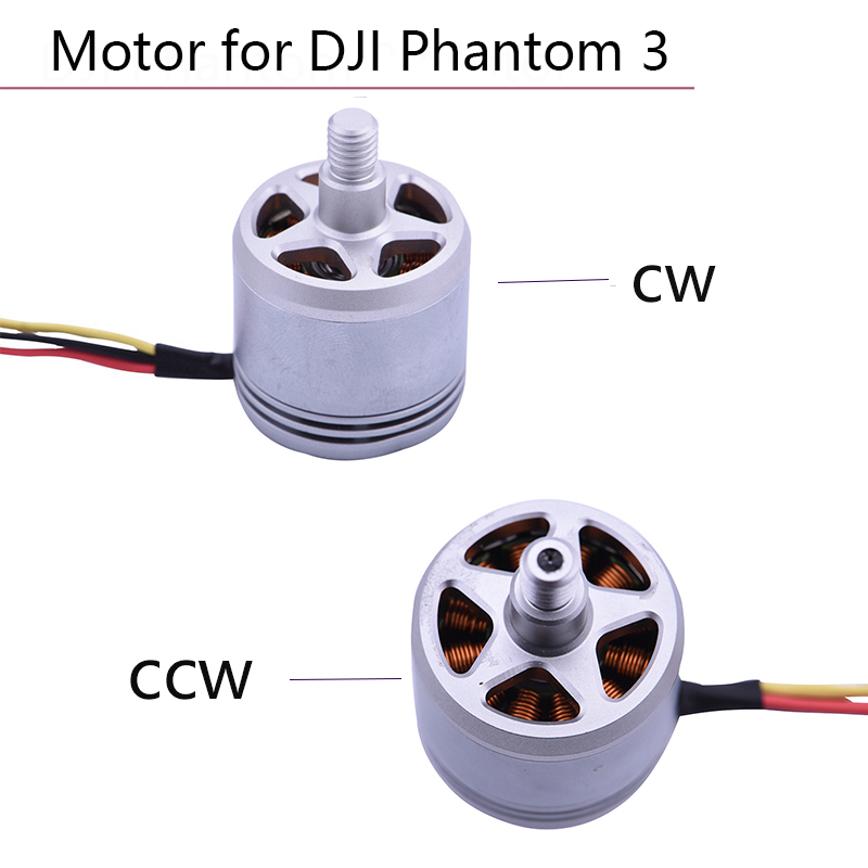 Original 2312A Brushless Motor for DJI Phantom 3 Pro Advanced 3A 3P 3S SE Drone CW CCW Engine Accessories Kits Repair parts