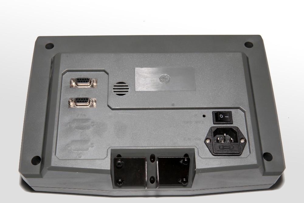 Kompletny zestaw High Precision tokarka mium 1um 2-osiowy system DRO - Przyrządy pomiarowe - Zdjęcie 4