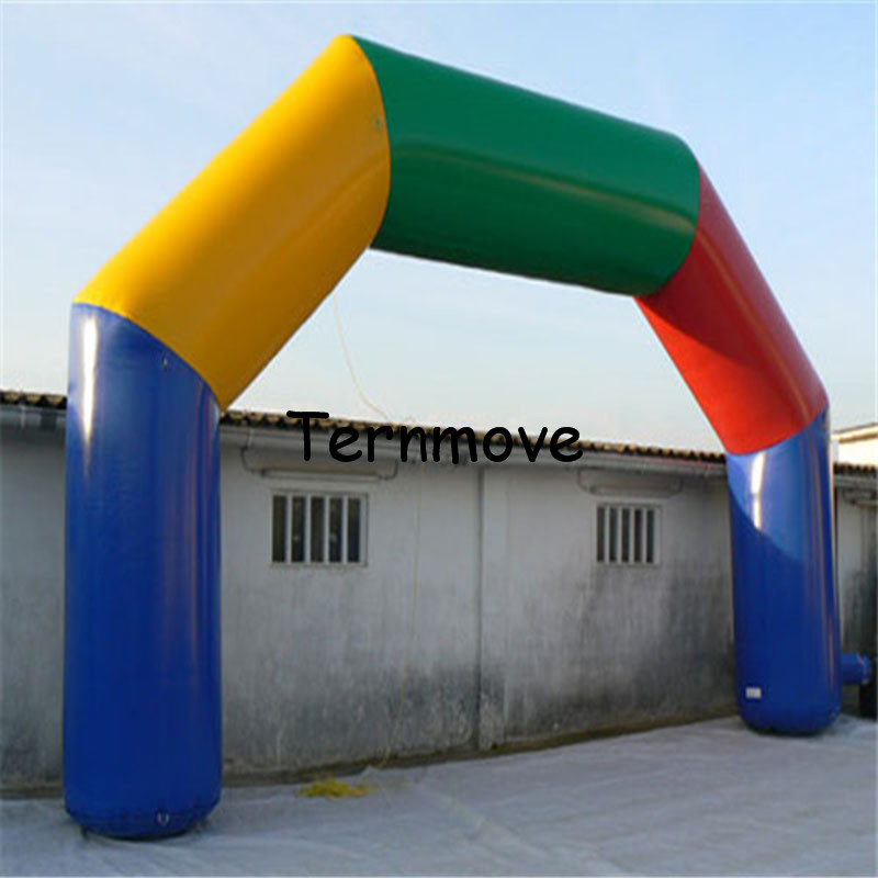 inflatable arches for event or race,Inflatable Archway,Air gate waterproof & fireproof start finish inflatable arch / archway free shipping 6m 20ft 4 legs inflatable arch inflatable start finish line racing arch with blower
