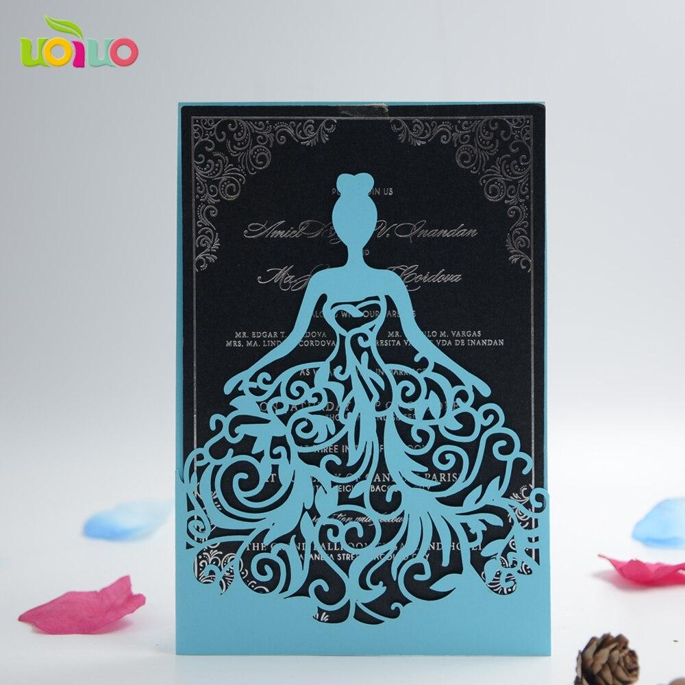 Уникальные свадебные приглашения карты цвет золотистый
