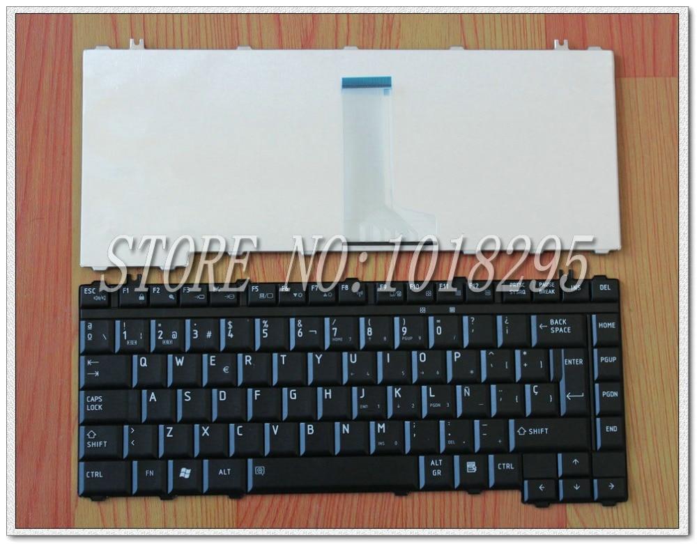 SP for toshiba M300 M301 M302 M306 M307 M308 M310 M305 M305D Spanish Laptop Keyboard black