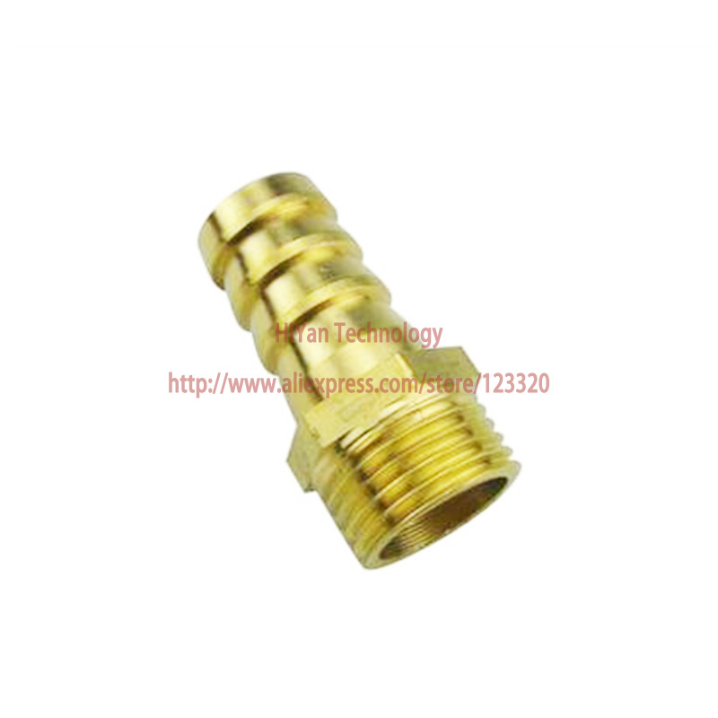 10pcs/lot Pagoda Joint Air Hose Quick Coupler Plug Socket pagoda 12-03 joint water tube connector G3/8 thread suit 12mm 12mm x 10mm t joint plastic one touch tube connector quick coupler