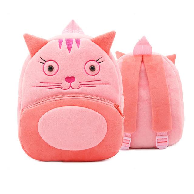 Kids 3D Animal Backpacks Baby Girls Boys Toddler Schoolbag Children Cartoon bags