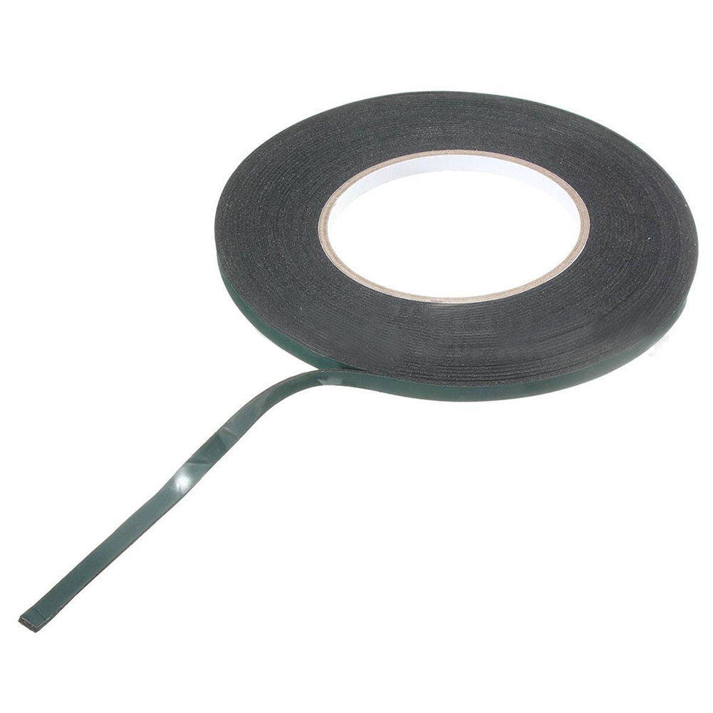 1 Roll 6mm X10m Double Sided Car Trim Moulding Amp Badge Tape