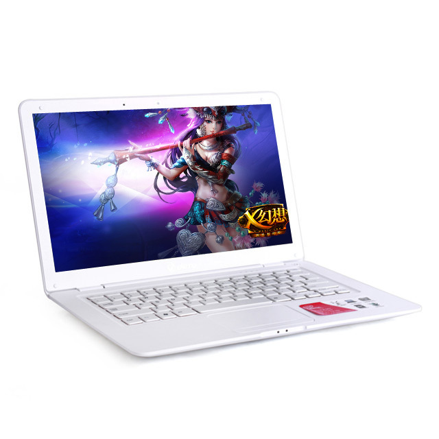 Cheap 14 inch Laptop Computer Notebook Celeron J1800 2.41Ghz Dual Core 2G RAM 320G HDD Windows 7/8 1.3M Webcam+ Mouse Free Ship