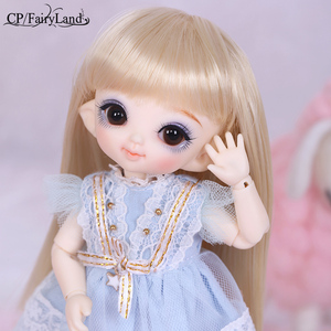 Image 4 - Fairyland Pukifee Cupid bjd sd dolls 1/8 body resin figures luts ai yosd kit doll not for sales toy baby dolls