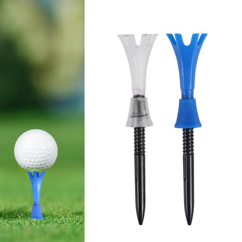 3pcs Golf Club Nails Training Golf Tee T204 Adjustable Golf Tees Golf Equipment