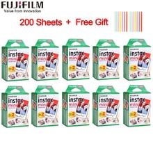 20-200 sheets Fujifilm instax mini 9 film white Edge 3 Inch