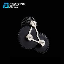 FightingBro פיינטבול הילוך סט מודול 7mm עבור קובלאי תיבת הילוכים מקלט 556 Maopul Upgrate עבור ג ל Blaster Airsoft