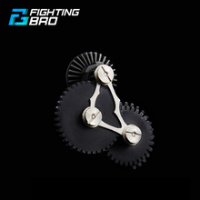 FightingBro paintball Gear Set Module  7mm for Kublai Gearbox Receiver 556 Maopul Upgrate For Gel Blaster Airsoft