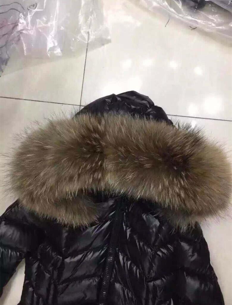 Fourrure Parka Femmes Veste Moyenne Raton Le Épaissir Vers D'hiver 2018 Down Des Survêtement De Longueur Bas Laveur Manteau Vestes rB0Atwxrq