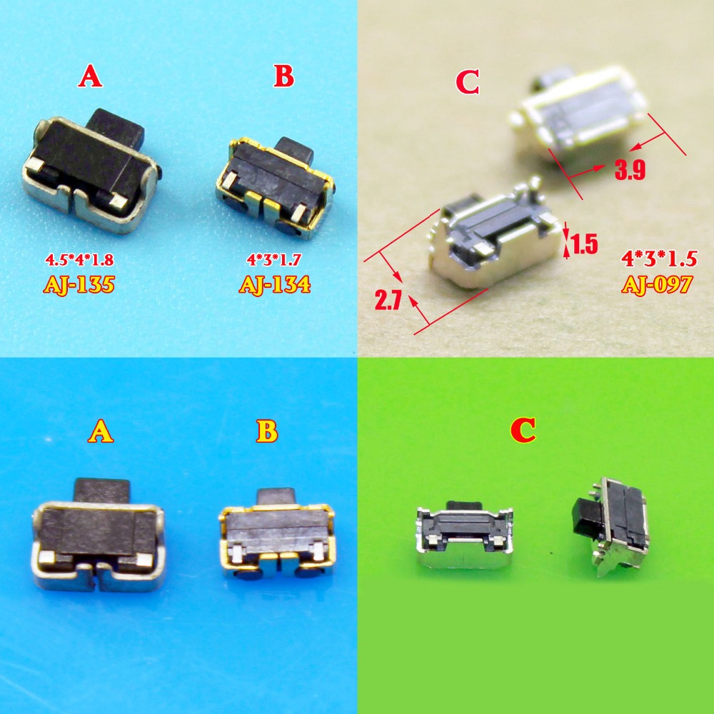 3 TYPE 1X PHONE Switch Button Power Switch Button ON OFF for Motorola Moto  G DVX XT1032 XT1028 XT1036 XT1033