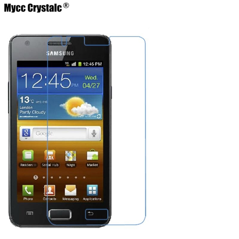 Soft Glass Protection Film For Samsung Galaxy R I9103 Film Nano Explosion-proof Screen Protector
