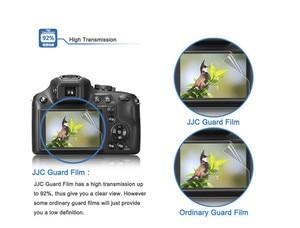Image 4 - JJC LCP 200D LCD 가드 필름 화면 보호기 (2) 애완 동물 커버 캐논 EOS 200D/반란군 SL2/키스 X9