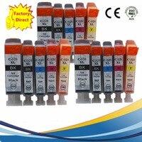 PGI 520 520BK PGI520 PGI-520 PGI-520XL CLI521 잉크젯 카트리지 교체 Pixma IP 3600 4600 4700 MX 860 870