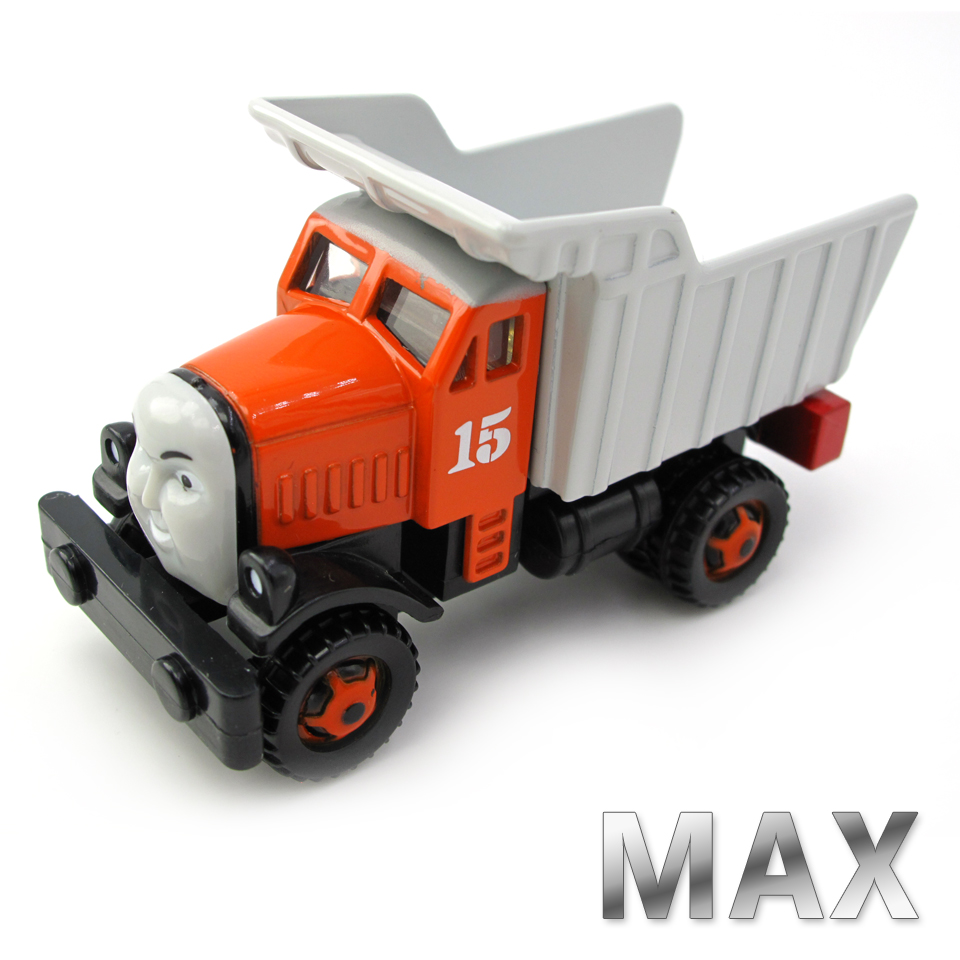 Diecasts Vehicles Thomas T088D MAX Thomas And Friends Magnetic Tomas Truck Car Locomotive Engine Railway Train Toys for Boys