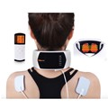 Electrodes Neck Massager - Wireless Remote Control Operation - Meridian Physiotherapy Instruments For Health Care