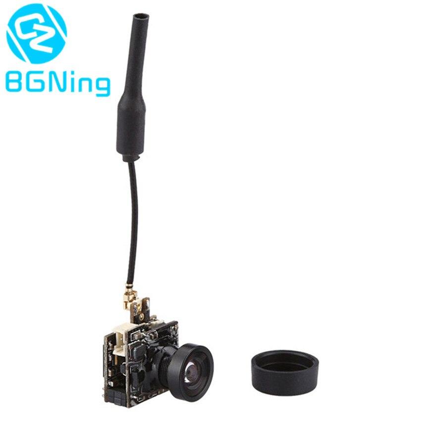 Mini 40CH 25 mw 5,8g FPV Übertragung Kamera mit M8 800TVL Objektiv LST-S2 für Indoor Racing Drohne Sender FPV racer Zubehör