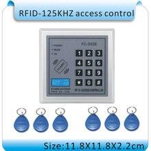 Высококачественная стандартная идентификационная карта + контроллер