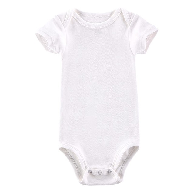 Aliexpress.com : Buy tender Babies White Baby Bodysuit ...