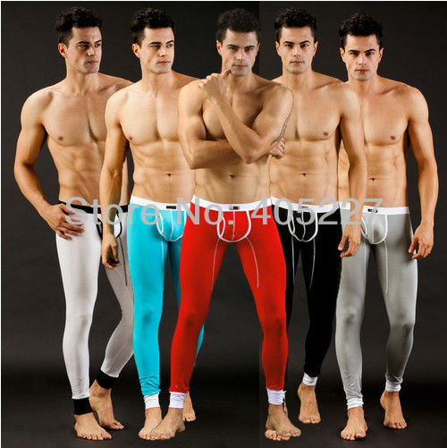 Aliexpress.com : Buy Hot Sale Men's Sexy smooth Thermal Underwear ...