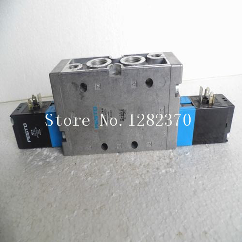 [SA] New original authentic special sales FESTO solenoid valve JMVH-5-3 / 8-B stock 14948 насос leberg tvm60 alw 20