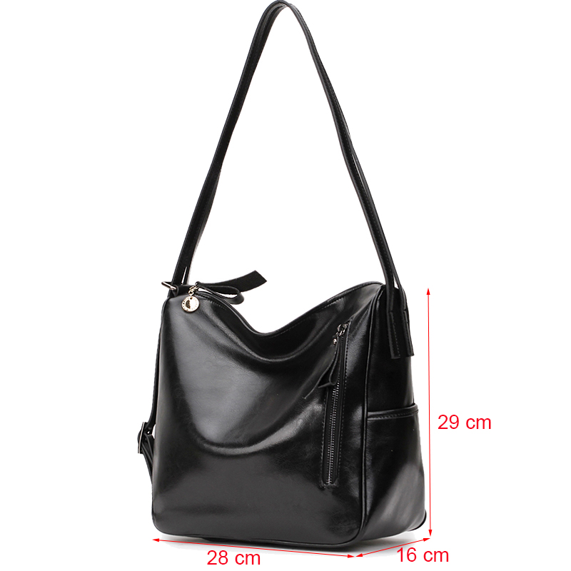 SMILEY SUNSHINE hobo genuine leather shoulder bags women handbags new  arrival luxury fashion ladies big crossbody bags female -in Shoulder Bags  from Luggage ... 5db50bfc5a26d