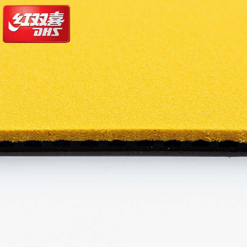 DHS GoldArc 8 masa tenisi kauçuk kek sünger almanya'da yapılan orijinal altın Arc 8 DHS ping pong sünger