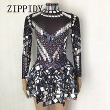3a6e87af1a Popular Celebrity Sequin Bodysuit-Buy Cheap Celebrity Sequin ...
