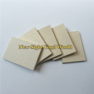 Image 5 - 100 pcs/Lot Custom LOGO Car Wrapping Vinyl Film Installation Tool Wool Squeegee