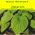 Kava Extract 10% Kavalactones Powder 250gram (8.8oz) free shipping