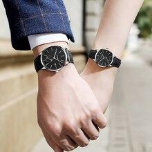 Minimalist Black fashion Watch SINOBI New Design Brand Luxury Wrist Wat